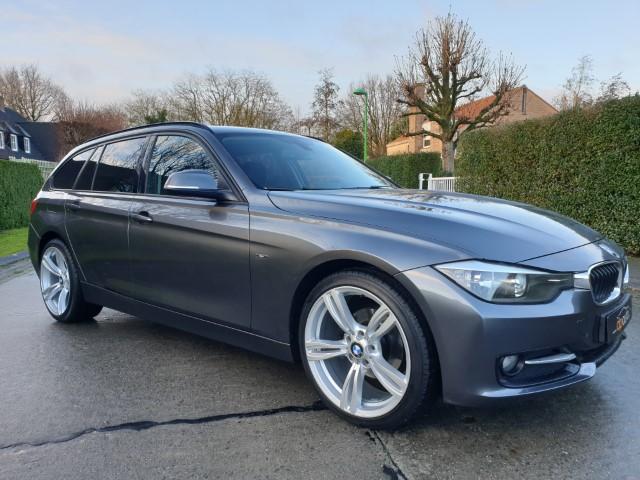 BMW 318D - SPORT -