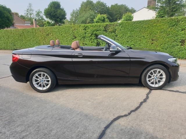 BMW 218i CABRIOLET