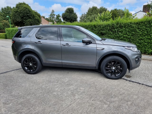 LAND ROVER DISCOVERY SPORT 2.0 - TD4